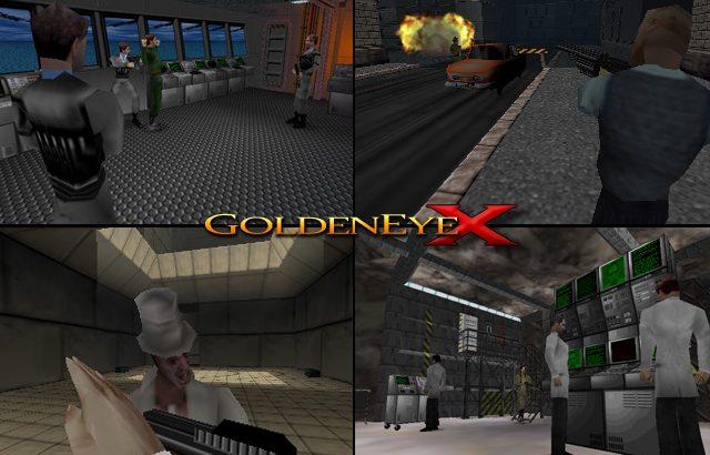 ハックロム「Goldeneye X」の紹介